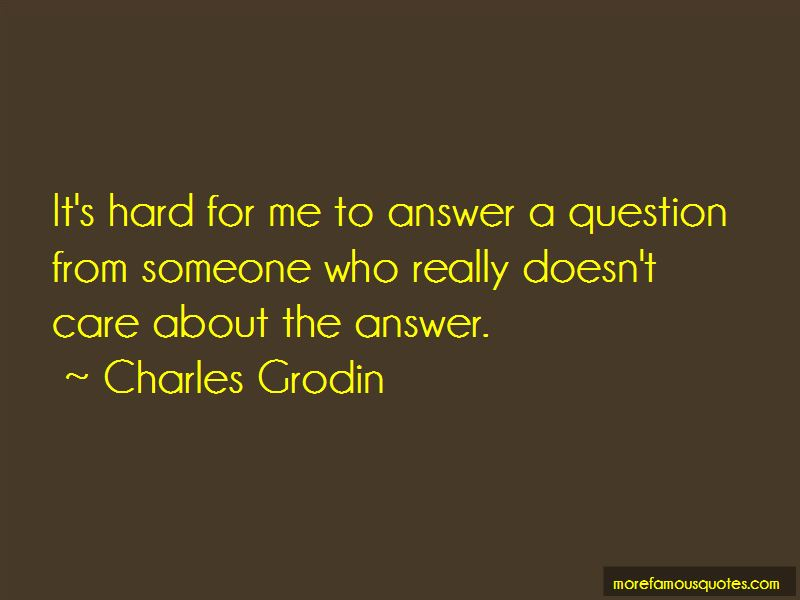 Charles Grodin Quotes Pictures 3