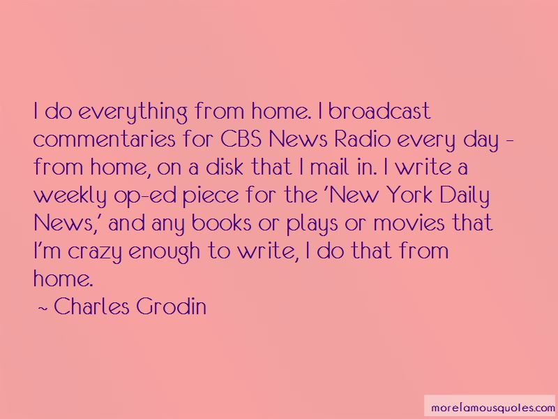 Charles Grodin Quotes Pictures 4