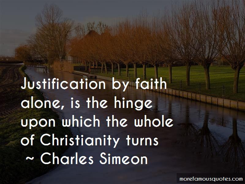 Charles Simeon Quotes
