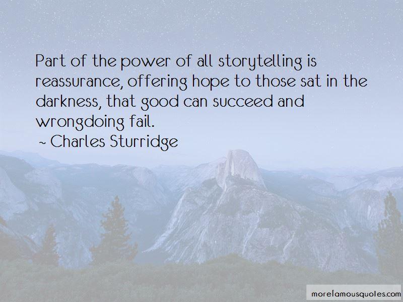 Charles Sturridge Quotes Pictures 2