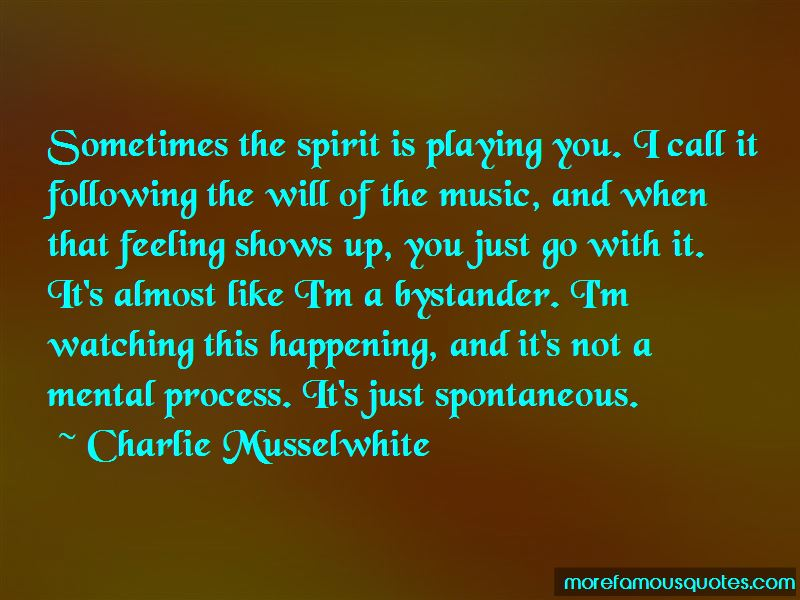 Charlie Musselwhite Quotes