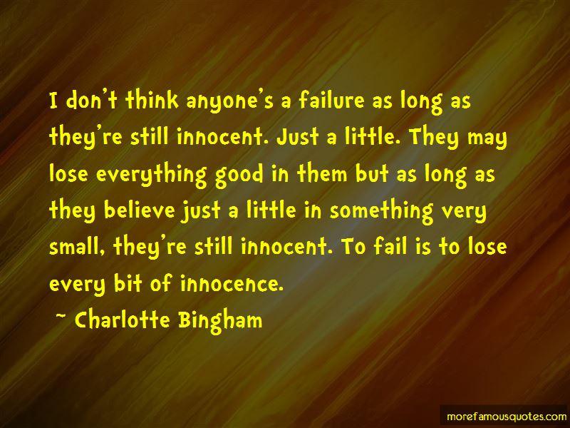 Charlotte Bingham Quotes Pictures 3