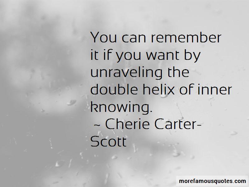 Cherie Carter-Scott Quotes