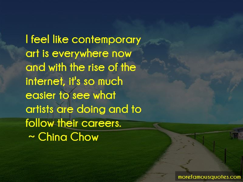 China Chow Quotes Pictures 3
