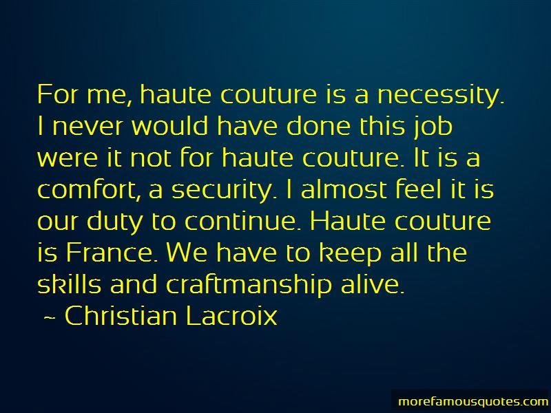 Christian Lacroix Quotes Pictures 4