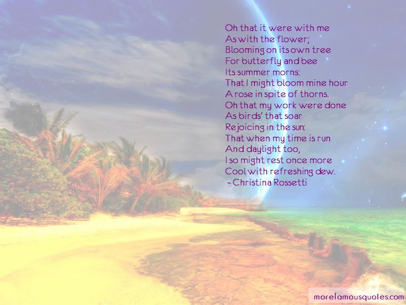 Christina Rossetti Quotes Pictures 3