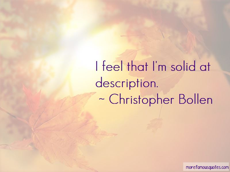 Christopher Bollen Quotes Pictures 2