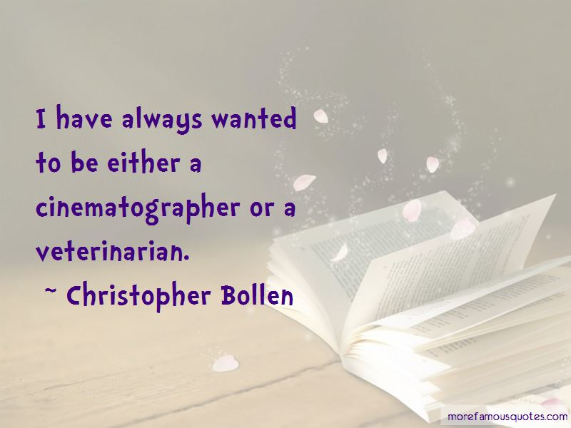 Christopher Bollen Quotes
