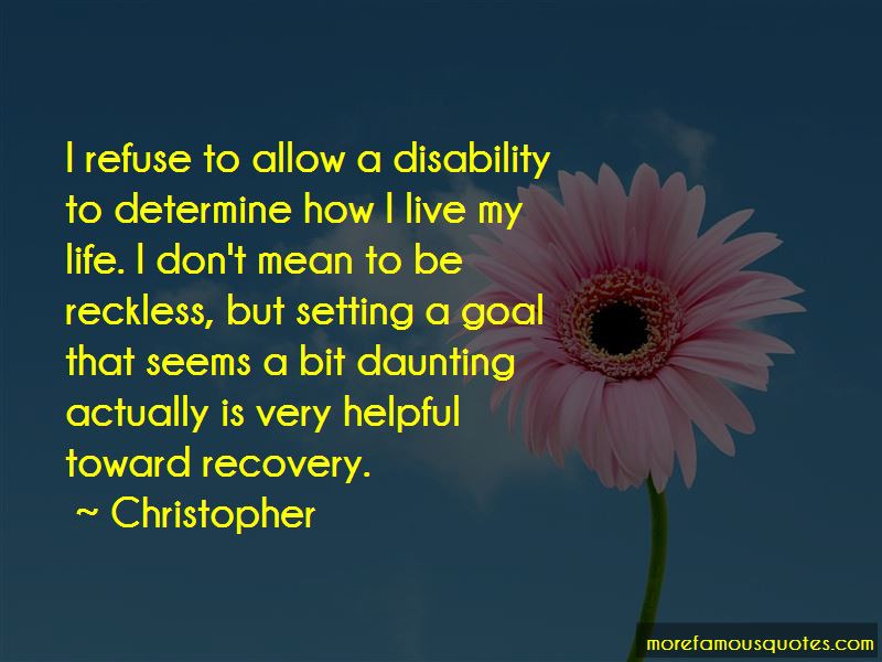 Christopher Quotes Pictures 3