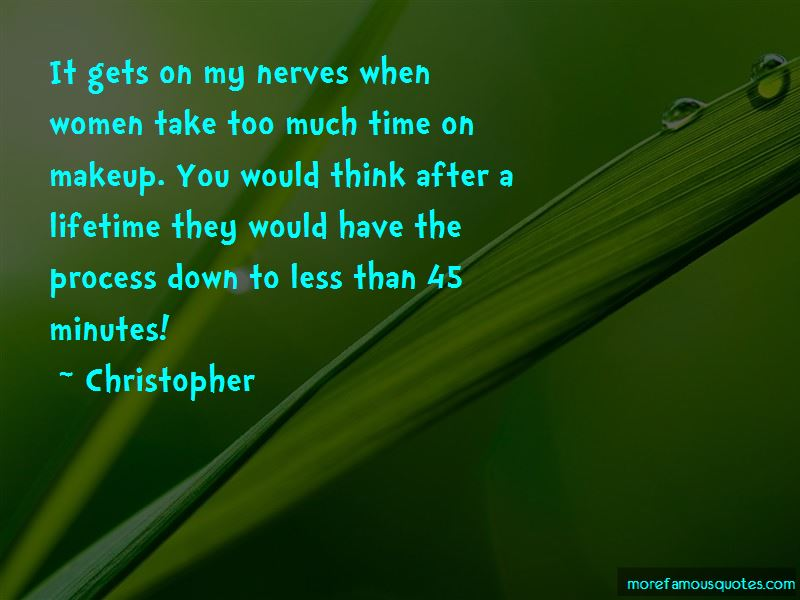 Christopher Quotes Pictures 4