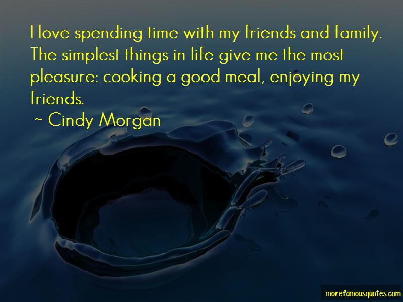 Cindy Morgan Quotes Pictures 2
