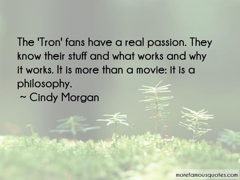 Cynthia morgan quotes