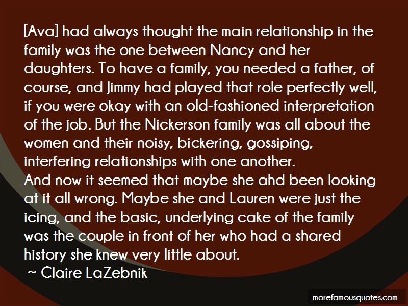 Claire LaZebnik Quotes Pictures 3
