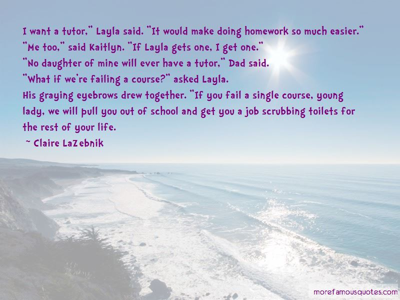 Claire LaZebnik Quotes Pictures 4