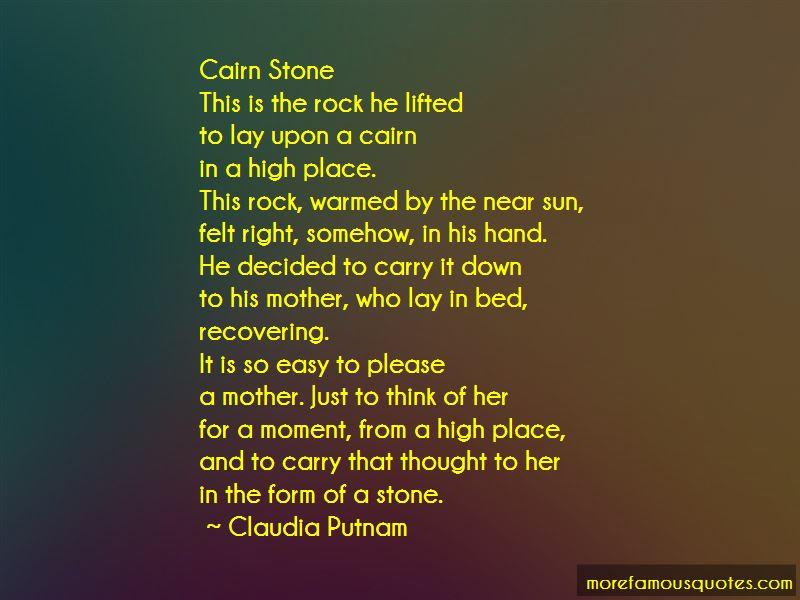 Claudia Putnam Quotes Pictures 3