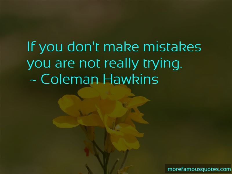 Coleman Hawkins Quotes Pictures 2