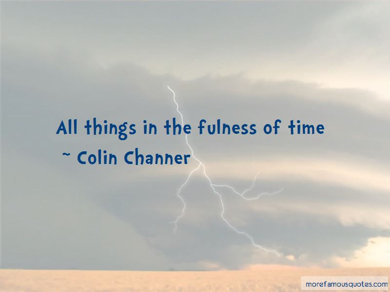 Colin Channer Quotes