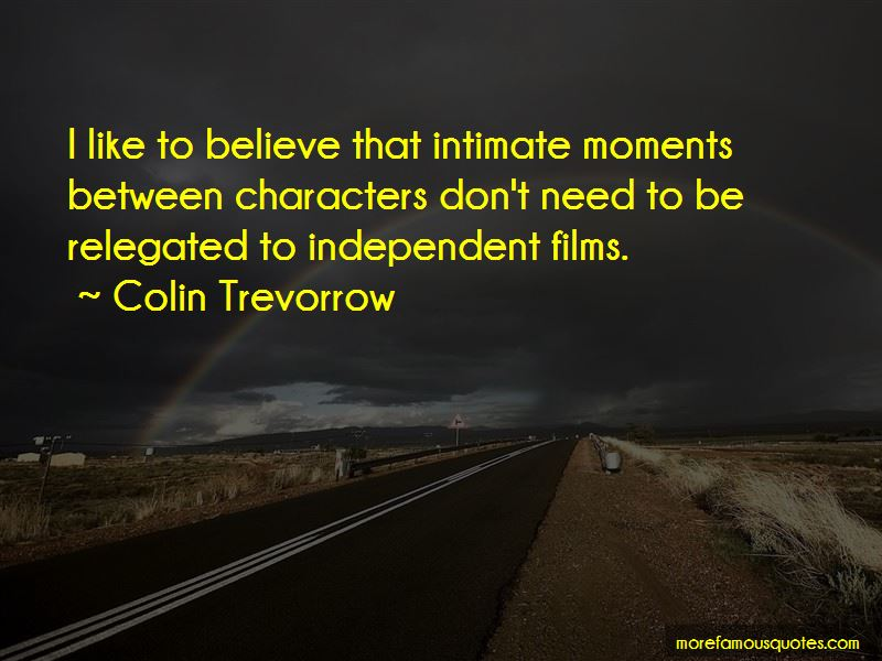 Colin Trevorrow Quotes Pictures 2