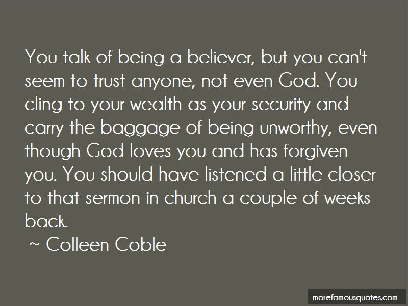 Colleen Coble Quotes Pictures 4