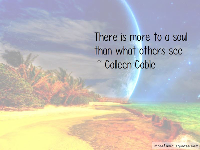 Colleen Coble Quotes