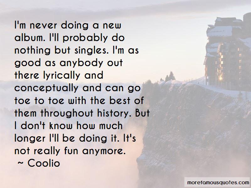 Coolio Quotes Pictures 2