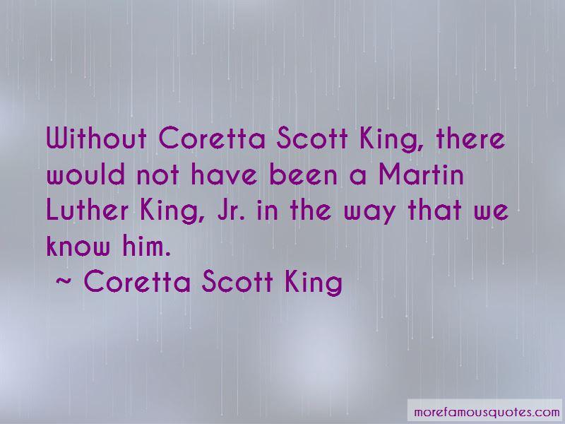 Coretta Scott King Quotes Pictures 4
