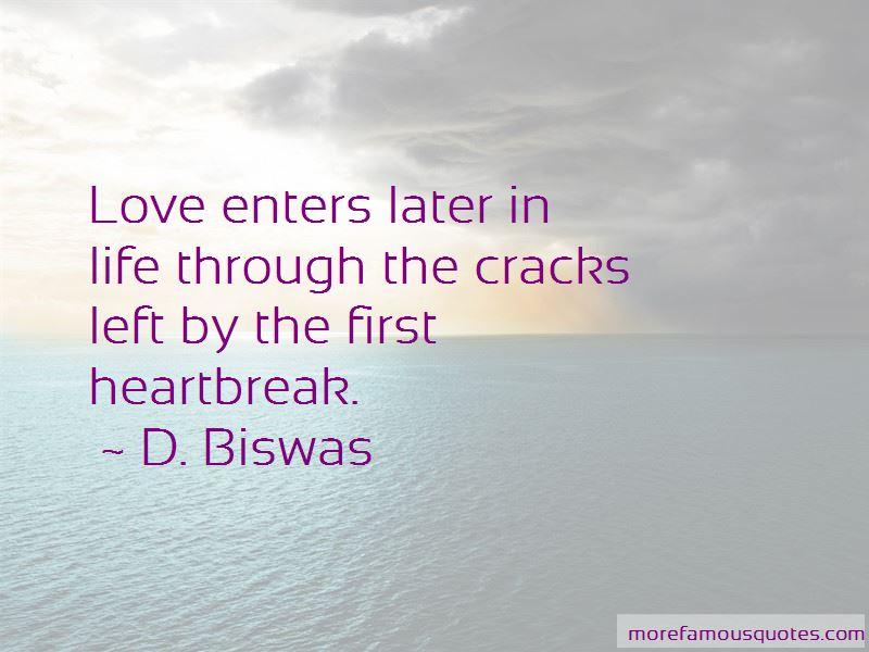 D. Biswas Quotes