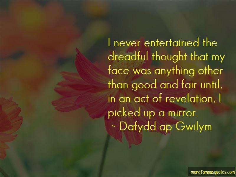 Dafydd Ap Gwilym Quotes