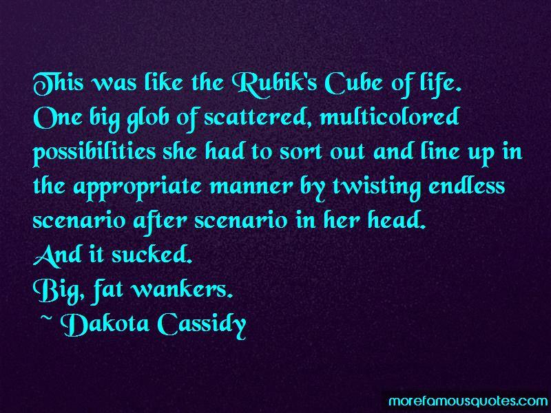 Dakota Cassidy Quotes Pictures 4