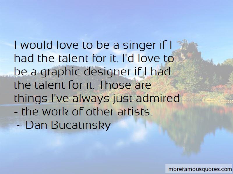 Dan Bucatinsky Quotes