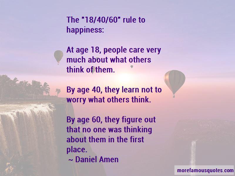 Daniel Amen Quotes Pictures 2