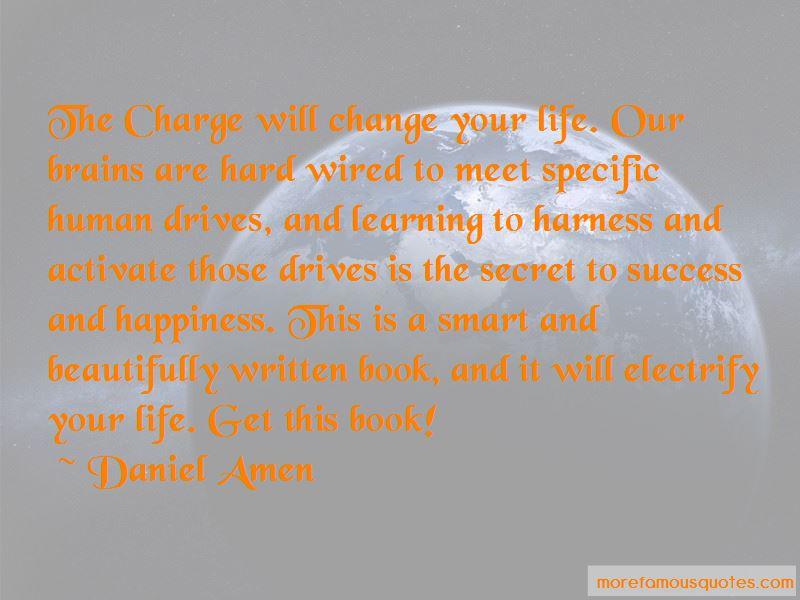 Daniel Amen Quotes