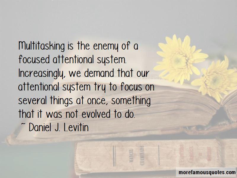 Daniel J. Levitin Quotes Pictures 2