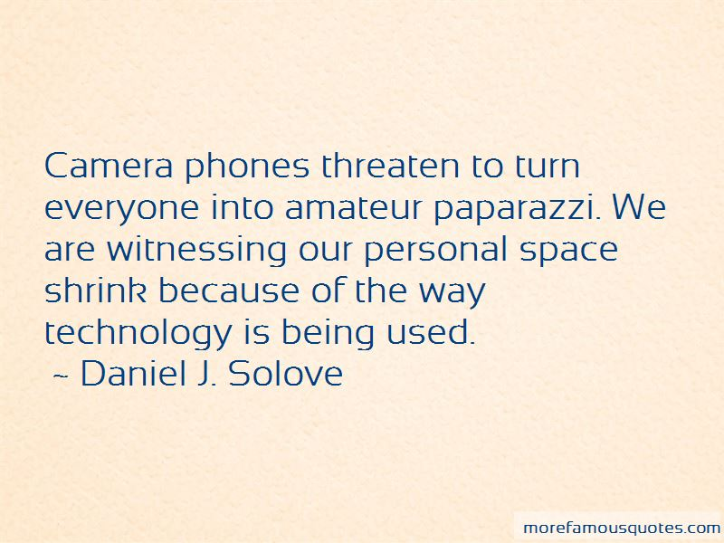 Daniel J. Solove Quotes Pictures 3