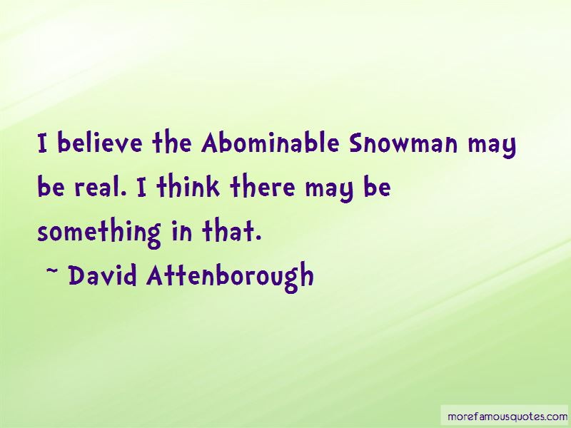 David Attenborough Quotes Pictures 3