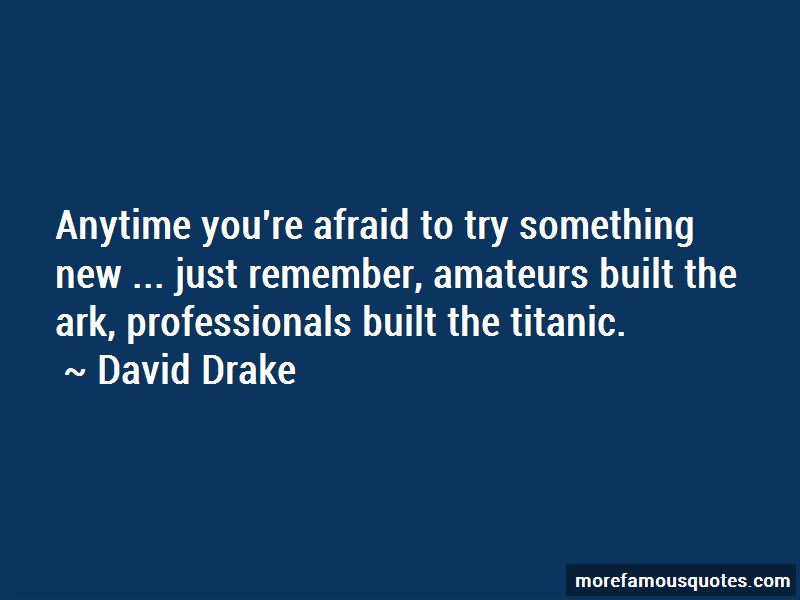 David Drake Quotes Pictures 4