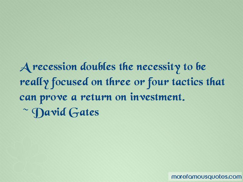 David Gates Quotes Pictures 4