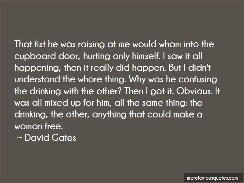 David Gates Quotes