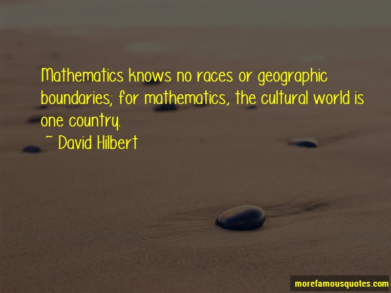 David Hilbert Quotes Pictures 2
