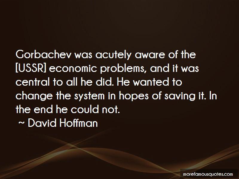 David Hoffman Quotes