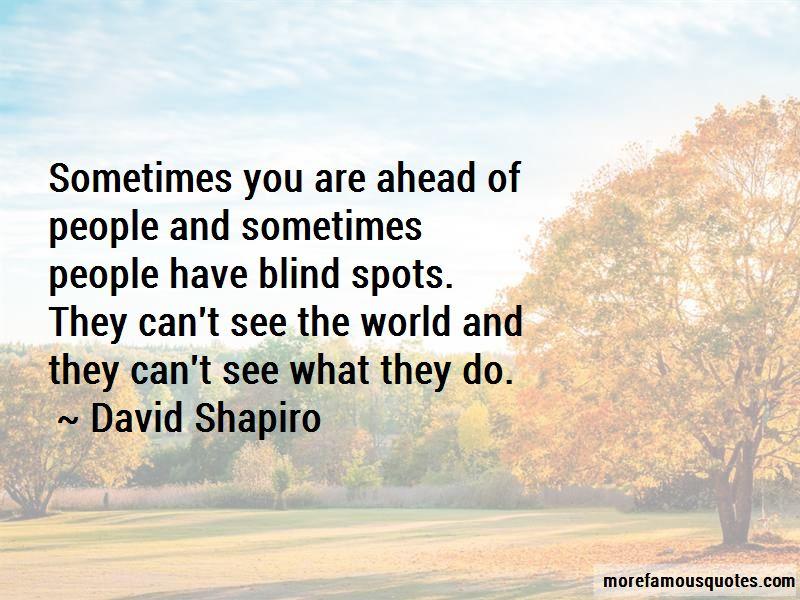 David Shapiro Quotes Pictures 3