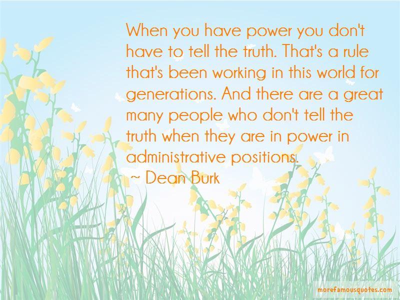 Dean Burk Quotes Pictures 4