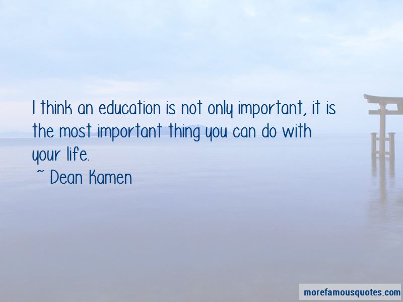 Dean Kamen Quotes Pictures 2