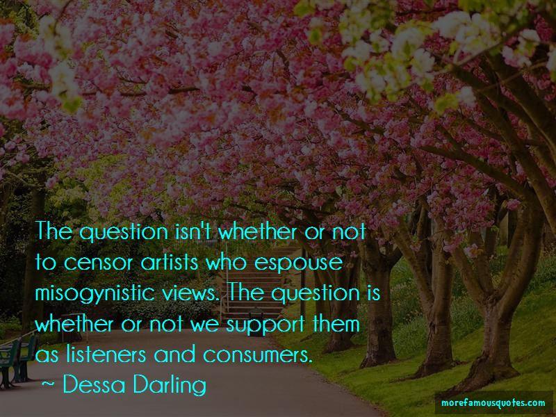 Dessa Darling Quotes