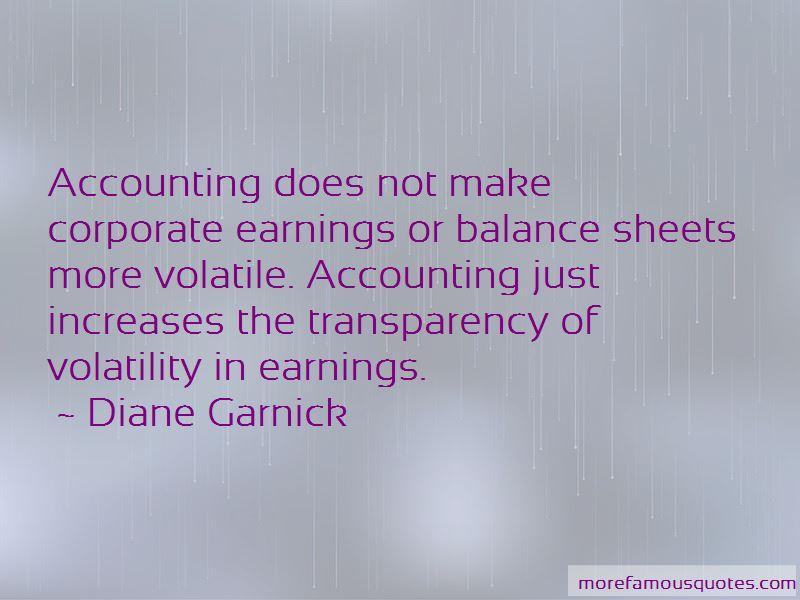 Diane Garnick Quotes