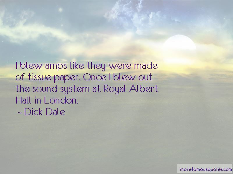 Dick Dale Quotes Pictures 2