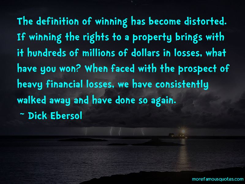 Dick Ebersol Quotes Pictures 2