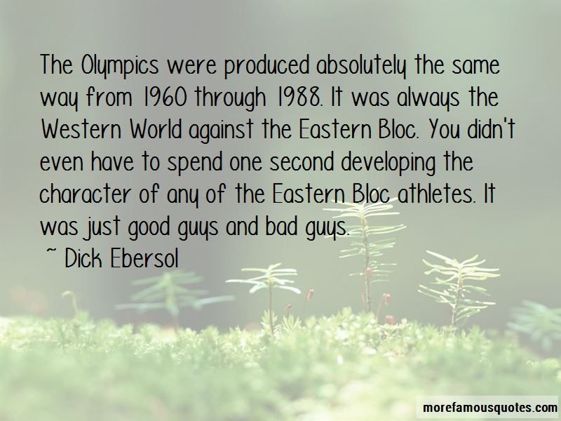 Dick Ebersol Quotes Pictures 3