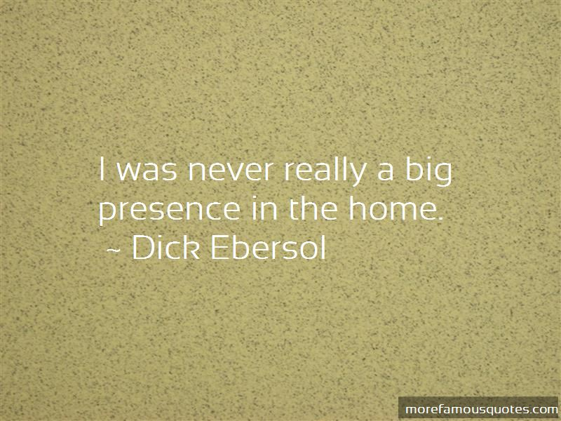 Dick Ebersol Quotes Pictures 4