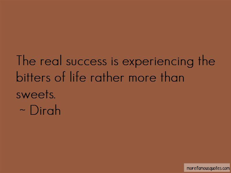 Dirah Quotes